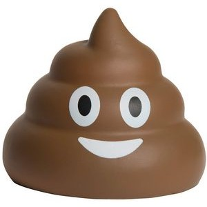 Emoji Poo Squeezies® Stress Reliever