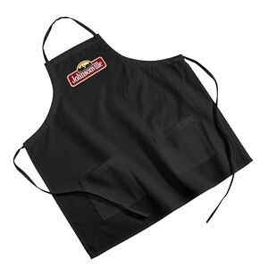 Colored Poly/Cotton Twill BBQ Apron