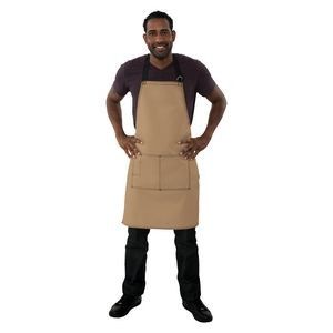 Fame® City Market Vintage Bib Apron Available in 4 Colors