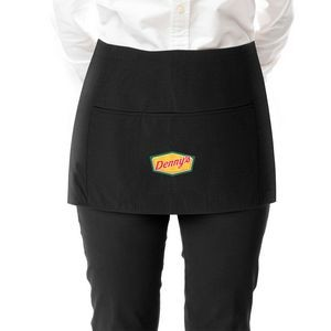 7 Oz. Poly-Cotton Waist Apron (Direct Import - 8-10 Weeks Ocean)